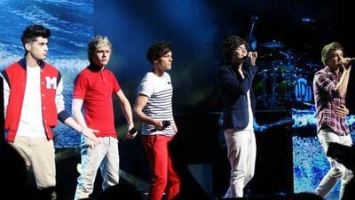 One Direction en Especiales Telehit