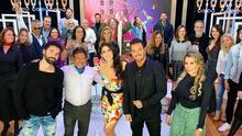 Juan Osorio reunió al elenco de su nueva novela para un gran evento digital (incluyendo a sus protagonistas)