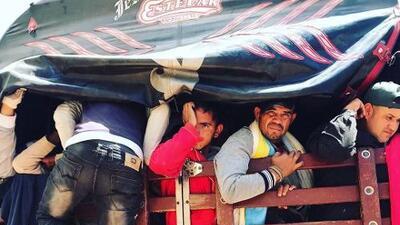 Jorge Ramos and Nacho sit down to talk about the Venezuelan refugee crisis