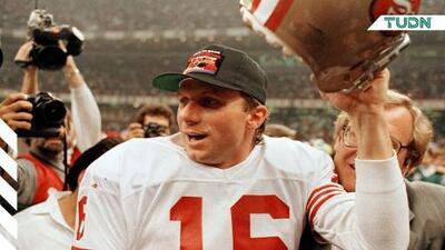Joe Montana, el infravalorado ídolo de los San Francisco 49ers