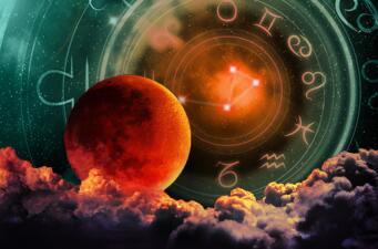 Eclipse y superluna azul de sangre del 31 de enero, un evento único lleno de transformaciones