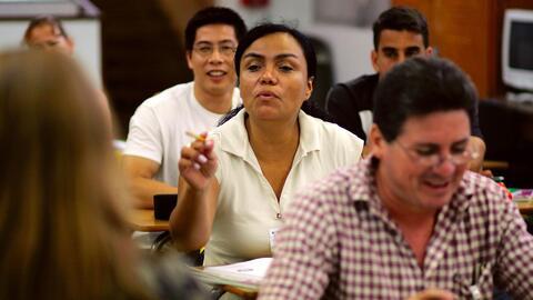 'The Open Doors', el programa que ofrece clases de inglés gratuito en Nueva York