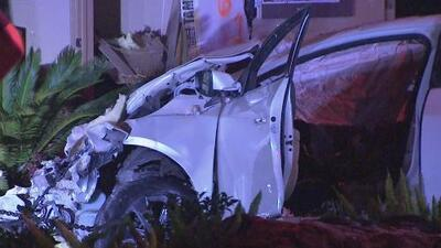 Autoridades tratan de determinar las causas del accidente que cobró la vida de un joven conductor en Texas