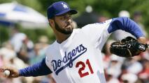 Loaiza el pelotero mexicano de Dodgers que se fue preso por narcotráfico
