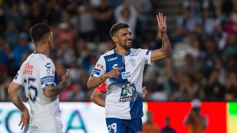 """Franco Jara: """"Tratamos de respetarlos pero estamos necesitados de goles"""""""