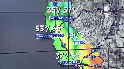 Continúa vigente la advertencia por viento en el condado de Los Ángeles