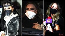 Tristeza en cada mirada: los famosos no faltaron al funeral de Magda Rodríguez