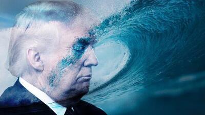 Sea ola o simple marejada azul, el triunfo demócrata en el Congreso preocupa a los republicanos