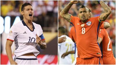 ¿Quién le conviene a la Argentina de Messi... Chile o Colombia?