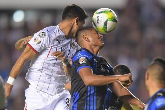 En fotos: Chivas se enreda con Querétaro y solo se lleva un punto del Estadio Corregidora