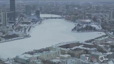 Así es Ekaterimburgo: la ciudad que acogerá al Tri para enfrentar a Suecia en Rusia 2018