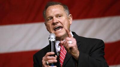Expectativa por elecciones en Alabama tras denuncias sobre la conducta sexual de Roy Moore