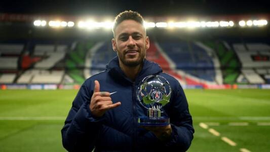 Neymar es nombrado el mejor jugador de la semana en la Champions