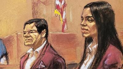 Compadre de 'El Chapo' asegura que Emma Coronel supuestamente coordinó la fuga del capo en 2015