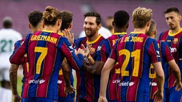 LaLiga y gobierno investigan asado en casa de Messi por Covid