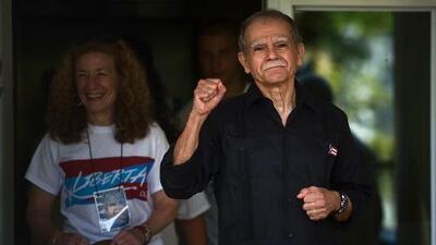'Coquí canta': la operación secreta que liberó a Oscar López Rivera tras 35 años en prisión