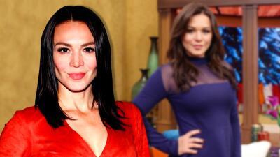 Luz Ramos asegura que por su cuerpo hubo gente que no creyó en su talento para trabajar en televisión