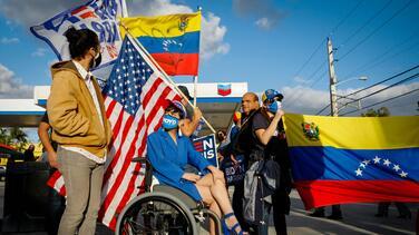 Venezolanos piden a senadores republicanos que apoyen proyecto que otorga ciudadanía a dreamers, TPS y campesinos