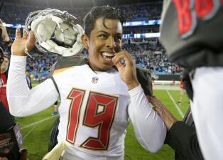 La revancha del mexicano Roberto Aguayo en la NFL, ahora como pateador en Panthers