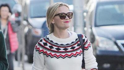 ¿Reese Witherspoon se divorcia?