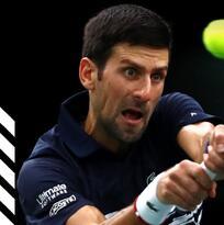 Novak Djokovic ganó en París y ahora está más cerca de Nadal
