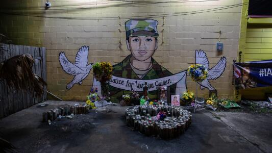 A year on, Vanessa Guillen's family awaits answers, while Army touts changes