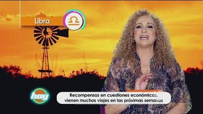 Mizada Libra 26 de septiembre de 2016