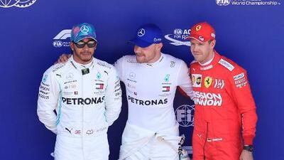 Rugen motores: la pole del GP de España fue ganada por Valtteri Bottas
