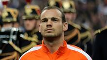"Sneijder: ""Pude ser como Cristiano y Messi, pero no quise"""