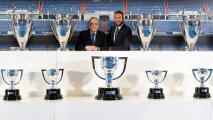 Un emotivo Sergio Ramos se despidió entre lágrimas del Real Madrid