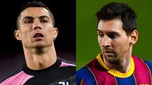 Así votaron Messi, Cristiano y Ramos en los premios The Best