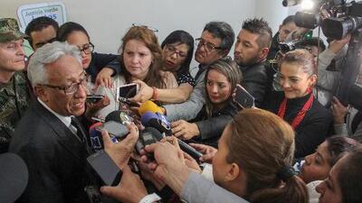 Autoridades de Colombia confirman hallazgo de los cadáveres de pareja ecuatoriana secuestrada