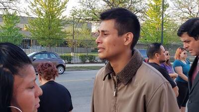 """""""Nos tratan como de tercera clase, no es justo"""": reaccionó con indignación allegada de Ochoa-Uriostegui"""