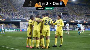 De la mano de Moreno, Villarreal pasó el trámite y está en Cuartos