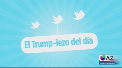 El Trump-iezo del día: EPN responde a las declaraciones de Trump