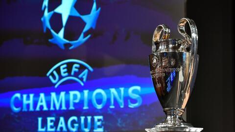 Así quedaron definidos los cuartos de final de la UEFA Champions League