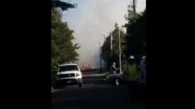 Así llega la lava del volcán Kilauea a las calles de Hawaii