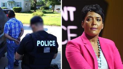 Alcaldesa de Atlanta critica amenaza de redadas de ICE y externa apoyo a los inmigrantes