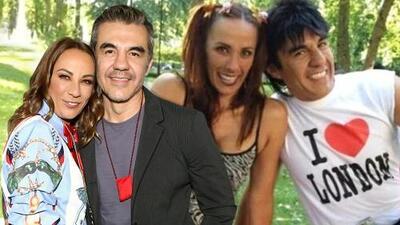 """A Consuelo Duval y Adrián Uribe les """"inquieta"""" y da """"cosquilleo"""" besarse en la nueva película que protagonizarán"""