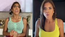 """""""Francesco corre"""": Francisca cortó su entrevista con Mela al descubrir que estaba en su casa, ¿y con su novio?"""