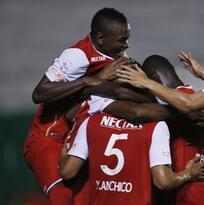 Independiente del Valle y el Santa Fe cerca de la fase de grupos de la Copa Libertadores