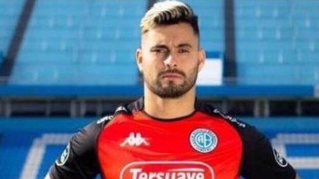 Carlos Franco, portero de Belgrano, descubierto con cocaína