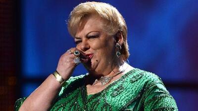 """Paquita la del Barrio dice que Silvia Pinal """"ya nos dio lo que nos tenía que dar"""""""