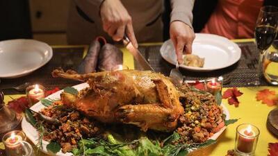 La alerta de contaminación de pavos con salmonella podría arruinar el día de Acción de Gracias