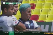 ¿Y la defensa de Morelia? Sergio Vergara marca el 0-2 para Celaya