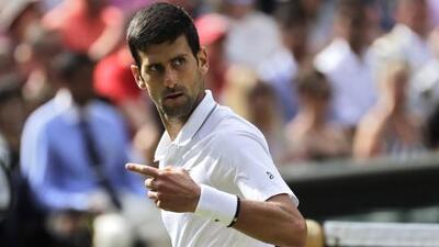 Novak Djokovic es el primer clasificado a las Finales ATP
