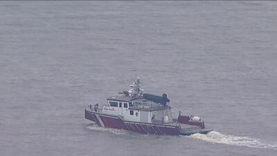 Choque entre un buque y un barcaza provoca derrame de un químico en el Canal de Houston