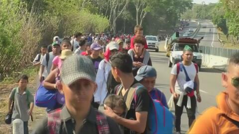 Solicitantes de asilo e inmigrantes con visa bajo la lupa del gobierno de Trump