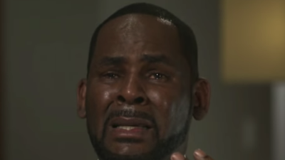 R. Kelly explodes in an interview about his sexual abuse allegations