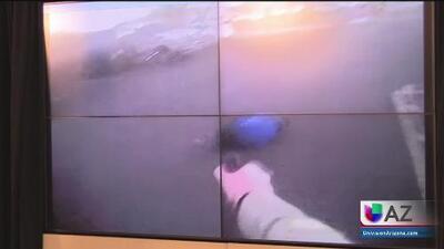 Video muestra el momento en que un alguacil del condado de Maricopa le dispara a un hombre